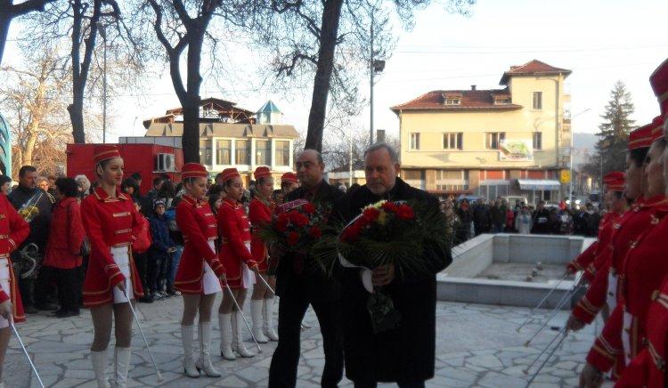 Славчо Велков: Нека никога да не забравяме подвига на Вела Пеева и с гордост да тачим името на града ни