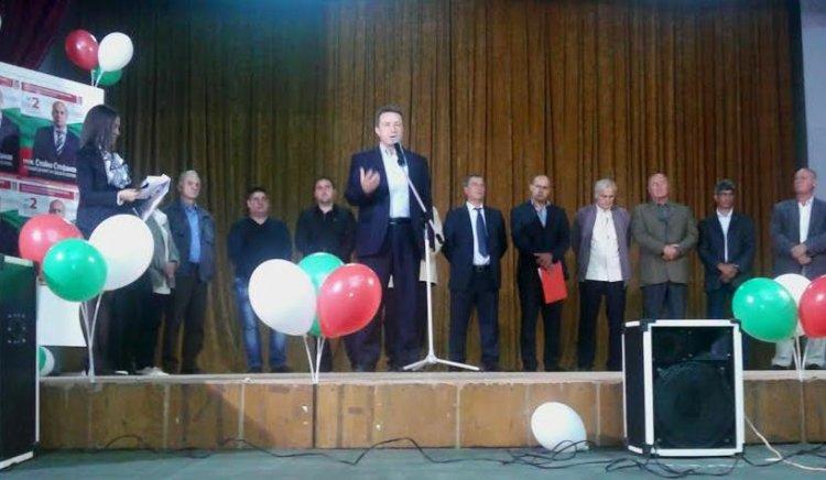 Янаки Стоилов: БСП е срещу частните общини