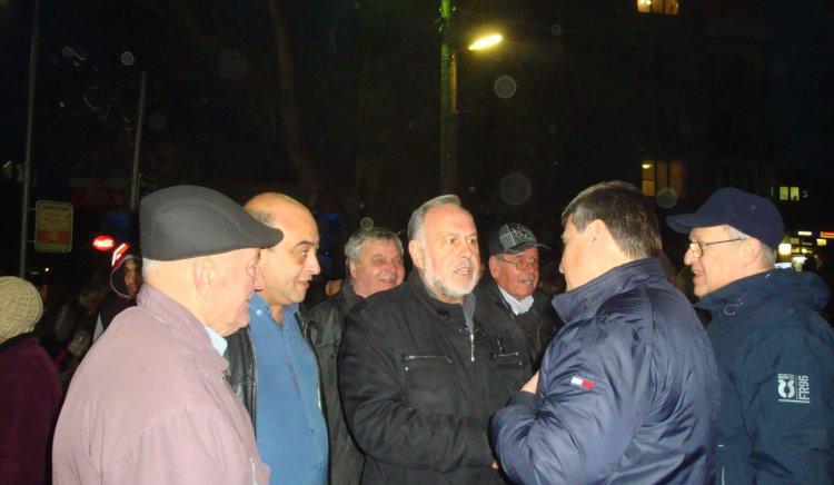 Славчо Велков посети Велинград и празника Гаганица
