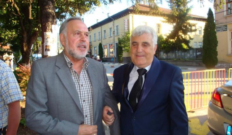Славчо Велков посети Ракитово по повод празника на града