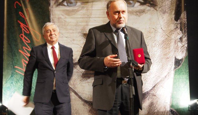 Славчо Велков с награда за принос, вяра и преданост към заветите на Апостола на свободата Васил Левски